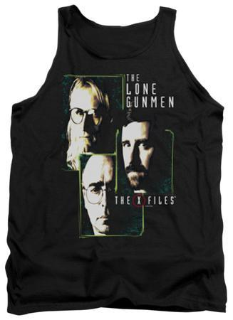 Tank Top: The X Files - Lone Gunmen