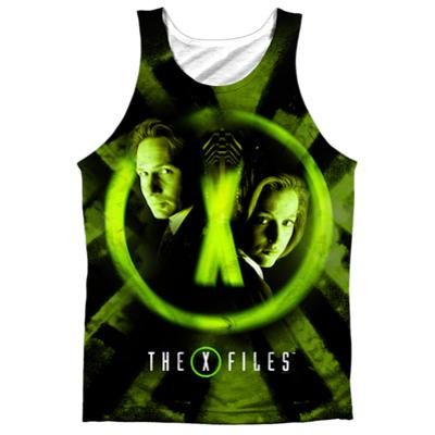 Tank Top: The X Files- Trust No One