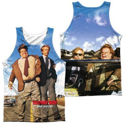 Tank Top: Tommy Boy- Poster (Front/Back)