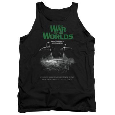 Tank Top: War Of The Worlds - Attack Poster