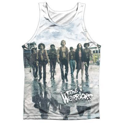 Tank Top: Warriors- Strolling