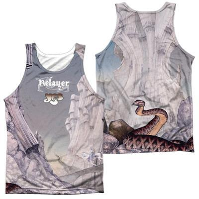 Tank Top: Yes- Relayers Sub (Front/Back)
