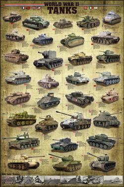 Tanks of WWII