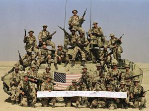Gulf War 1990 by Tannen Maury