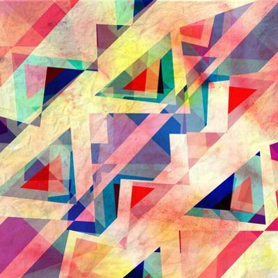 Abstract Geometric Pattern by Tanor