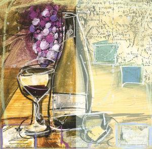 Vino IV by Tanya Fischer
