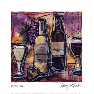 Vino lll by Tanya Fischer