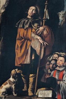 Saint Rocco by Tanzio da Varallo