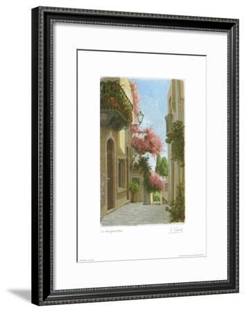 Taormina 5--Framed Art Print