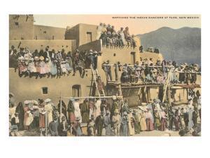 Taos Pueblo Indian Dances, New Mexico
