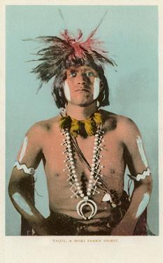 Taqui, Hopi Snake Priest