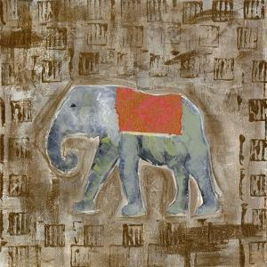 Global Elephant I by Tara Daavettila