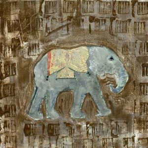 Global Elephant III by Tara Daavettila