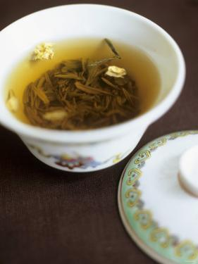 Chinese Jasmine Tea by Tara Fisher
