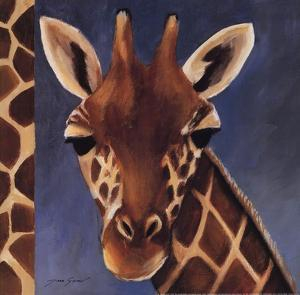 Exotic Giraffe - Mini by Tara Gamel