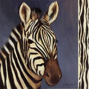 Exotic Zebra - Mini by Tara Gamel