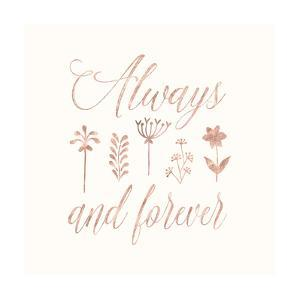 Always and Forever Floral by Tara Moss