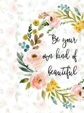 Be Your Own Kind of Beautiful by Tara Moss