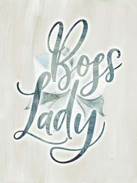 Boss Lady Floral by Tara Moss