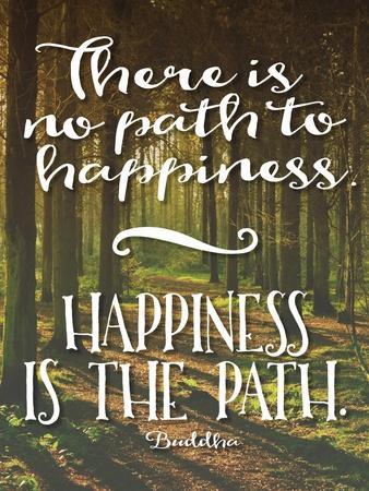 Buddha Path to Happiness