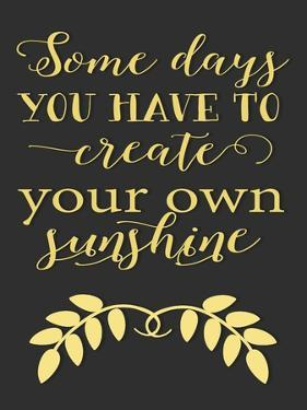 Create Your Own Sunshine by Tara Moss