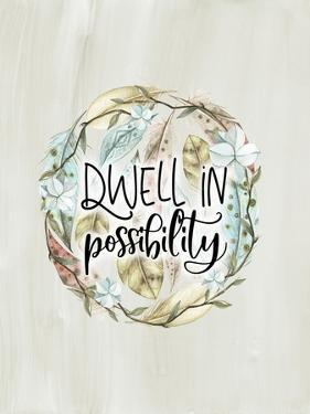 Dwell in Possibility by Tara Moss