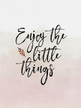 Enjoy the Little Things by Tara Moss