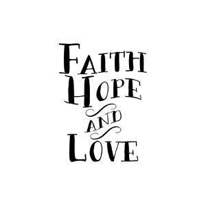 Faith, Hope, Love by Tara Moss