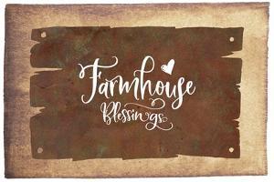 Farmhouse Blessings by Tara Moss
