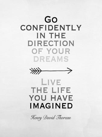 Go Confidently Ombre