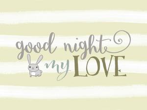 Good Night My Love by Tara Moss
