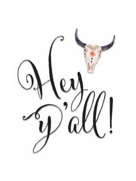 Hey Y'All by Tara Moss