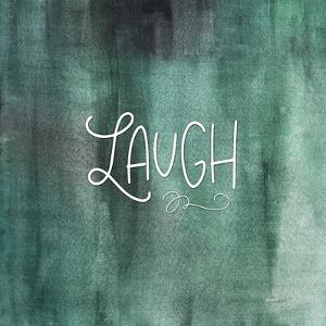 Laugh Green by Tara Moss
