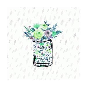Mason Jar Florals by Tara Moss