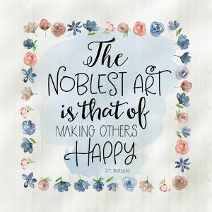 Noblest Art II by Tara Moss