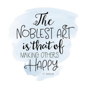 Noblest Art III by Tara Moss