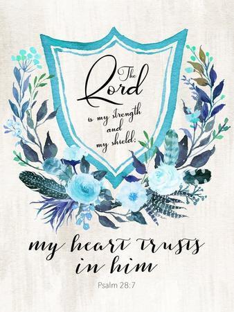 Psalm 28-7