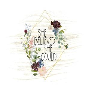 She Believed She Could by Tara Moss
