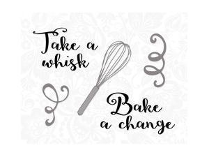 Take a Whisk Bake a Change by Tara Moss