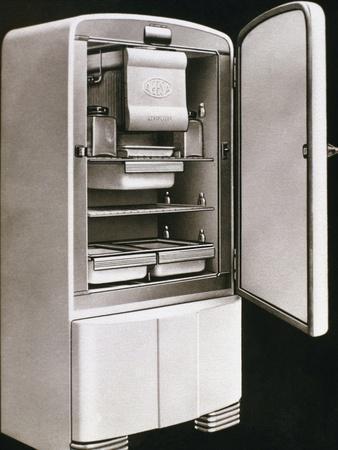 AEESA Refrigerator.