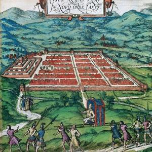 Cusco (Peru). 1576. Civitates Orbis Terrarum . by Tarker