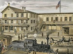 National Hotel in Warwick by Tarker