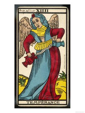 Tarot: 14 La Temperance