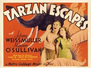 Tarzan Escapes, 1936