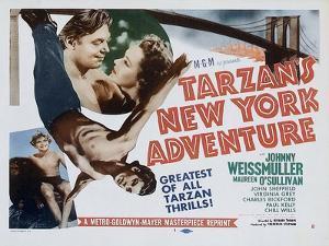 Tarzan's New York Adventure, 1942