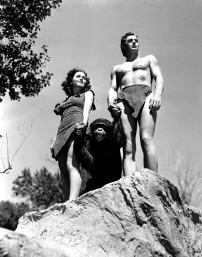 Tarzan the Ape Man