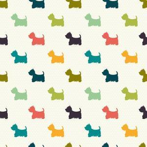 Dog Pattern by TashaNatasha