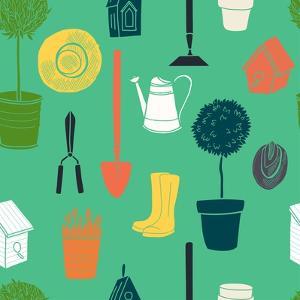 Garden Pattern. by TashaNatasha