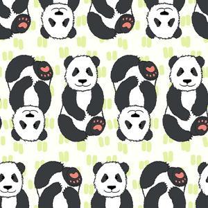 Pandas Pattern. by TashaNatasha