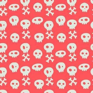 Skull Pattern. by TashaNatasha